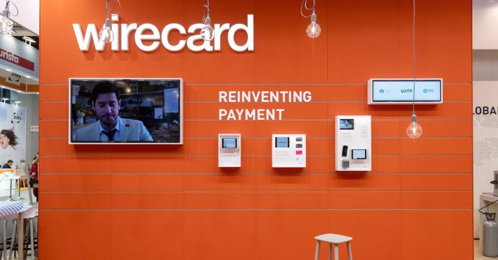 Wirecard, a Payments Firm, Is Rocked by a Report of a Missing $2 Billion