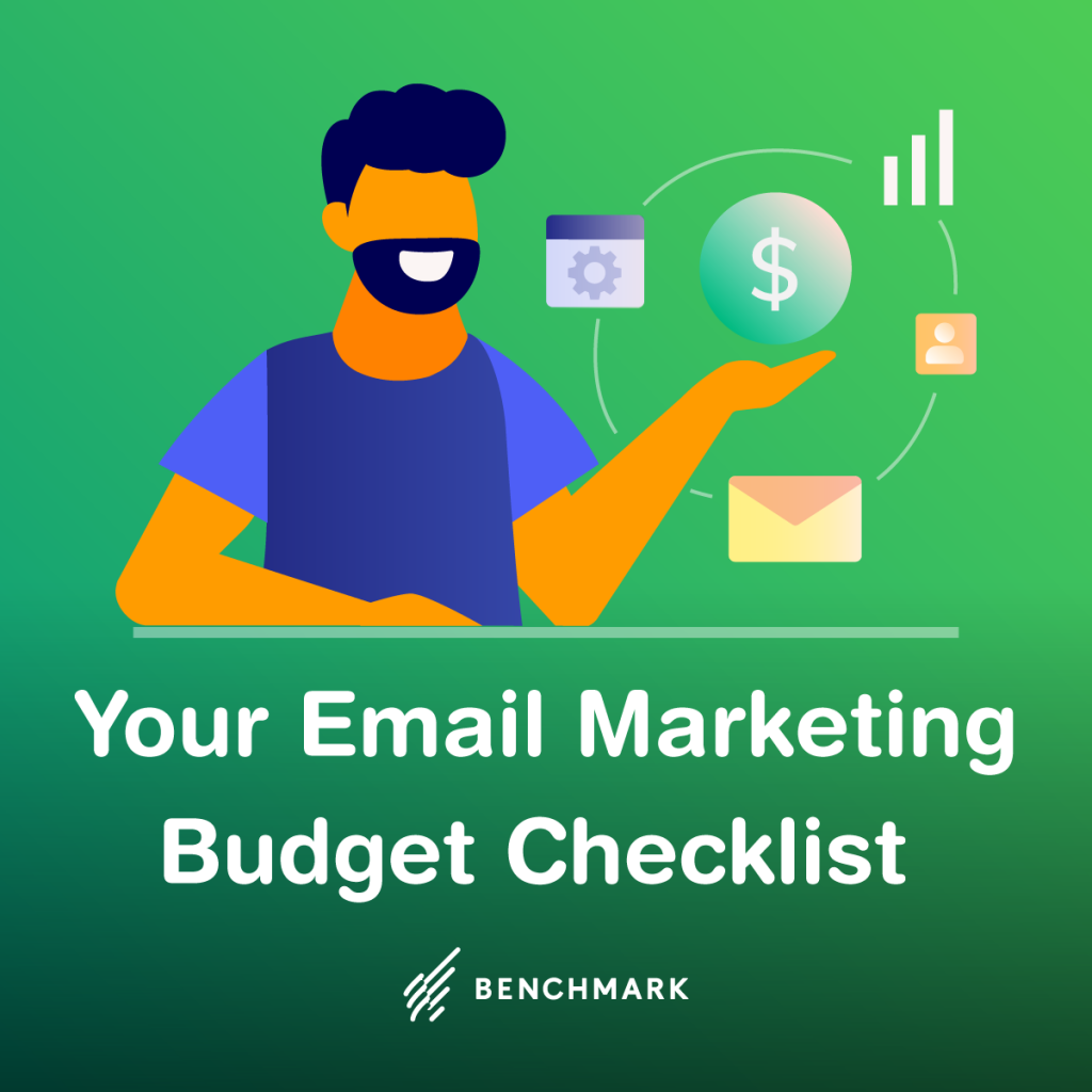 Your Email Marketing Budget Checklist
