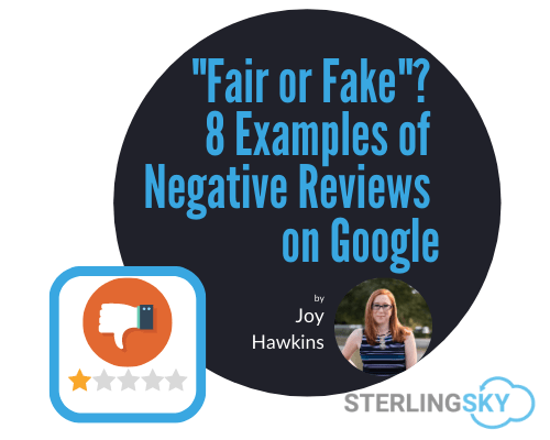 Does My Negative Review Violate Google's Guidelines?