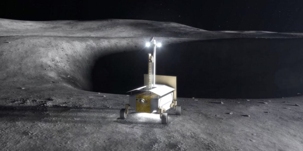 NASA will pay for moon rocks excavated by private companies
