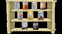 How to Make Digital Bookshelves in Google Slides