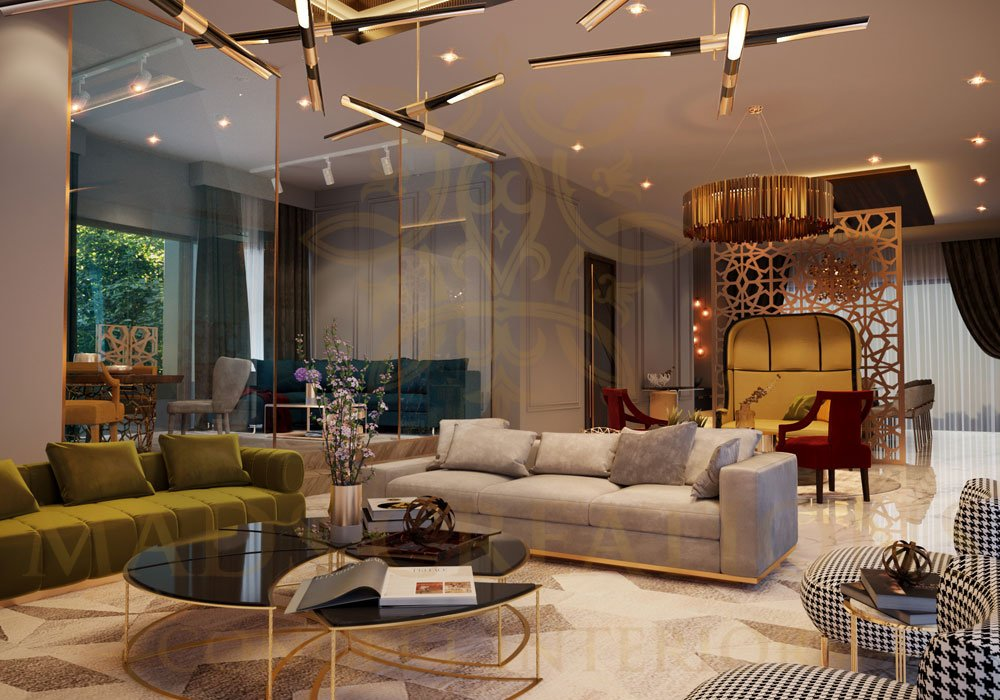 What advice you have for a customer looking to hire an interior designer