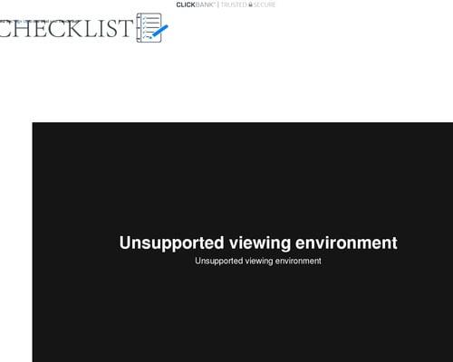 IM Checklist – Online Marketing Checklist To Help Boost Your Business