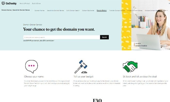 Best Domain Brokers - 2021 Review