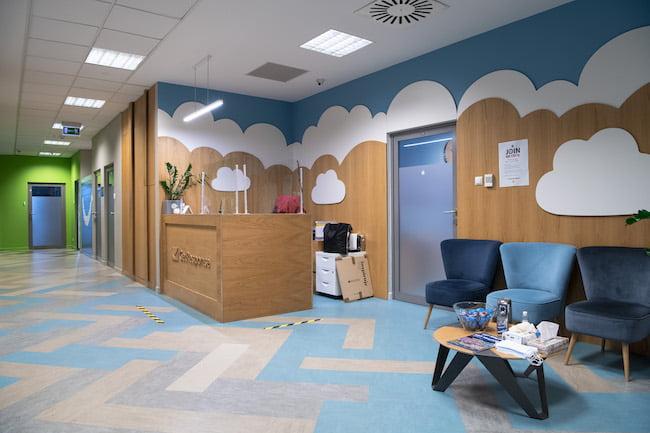 GetResponse Office in Gdansk, Poland.